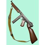 WW2 米軍・M1908トンプソンSMG用スリング/モデル品/2種類